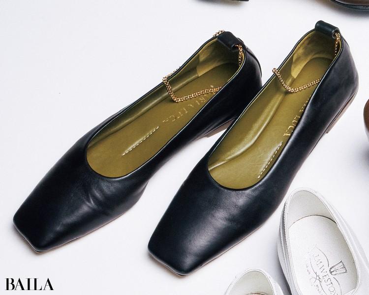 マリア ルカの靴