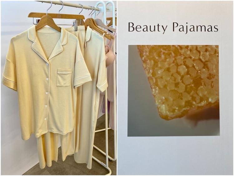 ジーユー GU パジャマ ルームウェア おうち時間 美容成分ブレンド オーガニックコットン使用 人気商品 まとめ ハニーブレンド