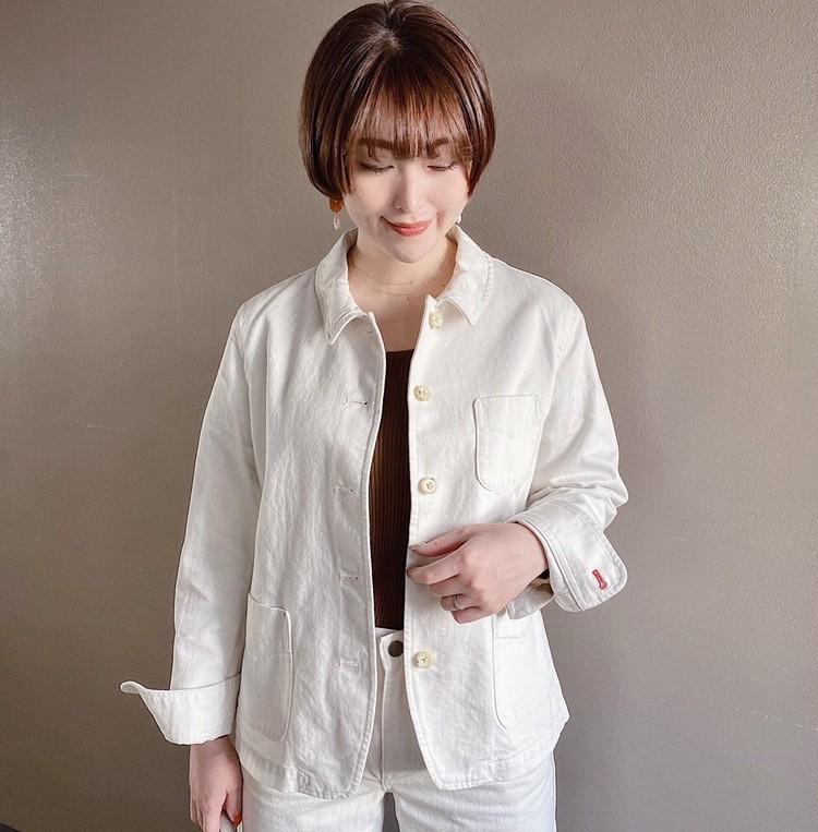 【春夏UNIQLO】売切れ必至!デニムジャケット&カーブジーンズ_1