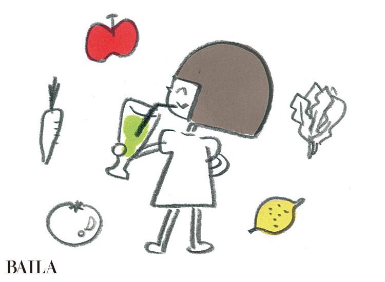 【NO!糖化習慣3】市販の野菜ジュースにご用心。 飲むならフレッシュなジュースを
