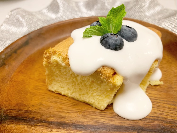 【グルテンフリーの豆乳米粉シフォンケーキ作り】_10