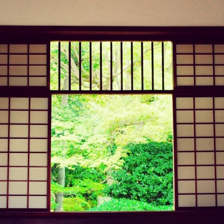 源光庵,『悟りの窓』と『迷いの窓』_2