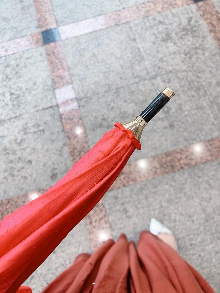 お気に入りのHANWAYの折りたたみ傘。_3