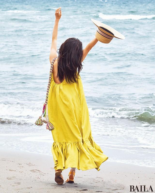中村アンがナビゲート! 海で着たい【ドラマティック★ワンピース】_1