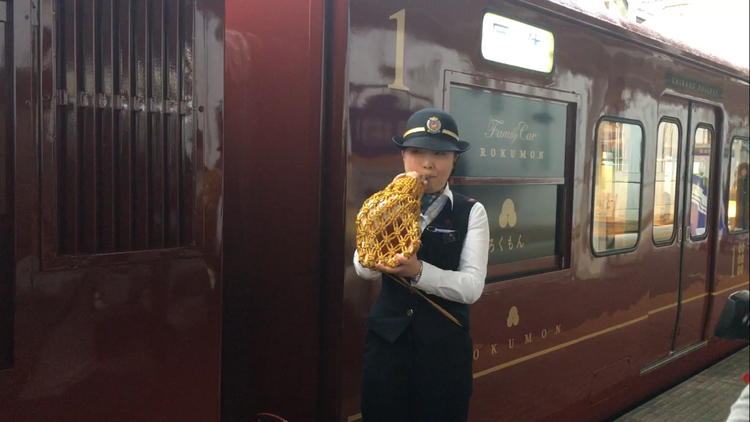 レトロ可愛い鉄道「ろくもん」で楽しむ信州ワイン&フレンチ_2_5