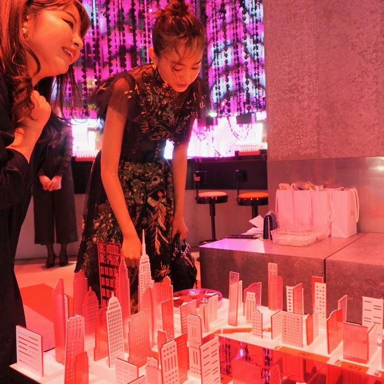 桐谷美玲♡カーラ競演【Dior Addict(ディオール アディクト)】期間限定メイクアップイベントスタート!_5