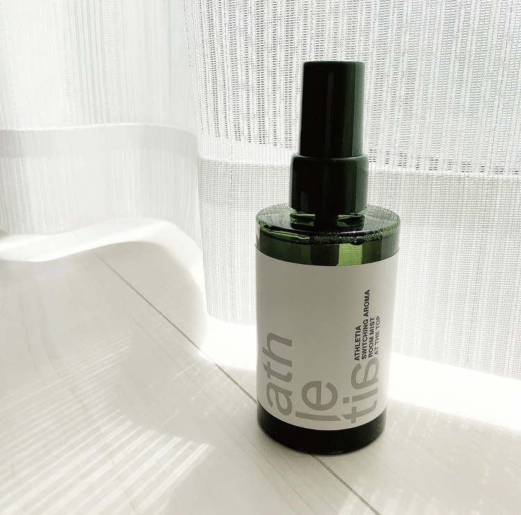 athletia switching aroma roommist