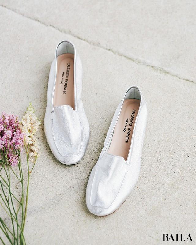 「ワンピース」×「フラット靴」の最強コンビで大人の可愛げを楽しんで♪_2