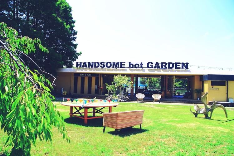 植物園内のグランピングカフェ。景色を楽しむお店へ③【関西のイケスポ】_2_3