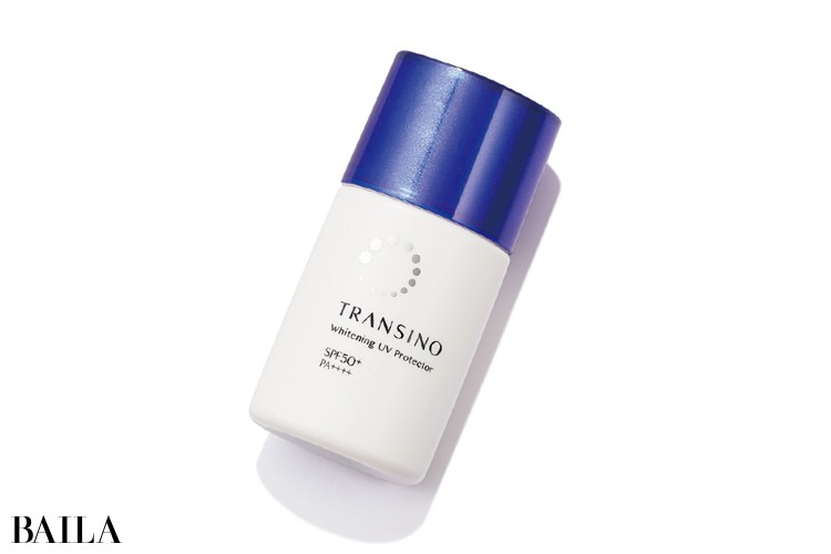 トランシーノ薬用 ホワイトニング UVプロテクター