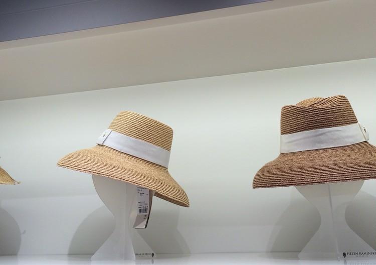 新店オープン! ヘレン・カミンスキーの帽子で夏支度♪_2