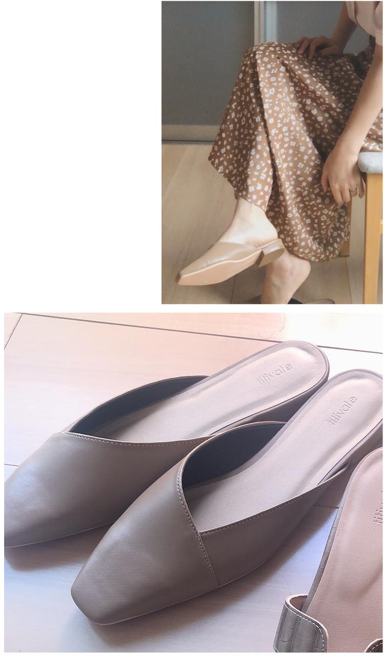 【¥3,500以下】おうちでポチッ♪足元映えなtitivateのフラット靴&サンダル_3