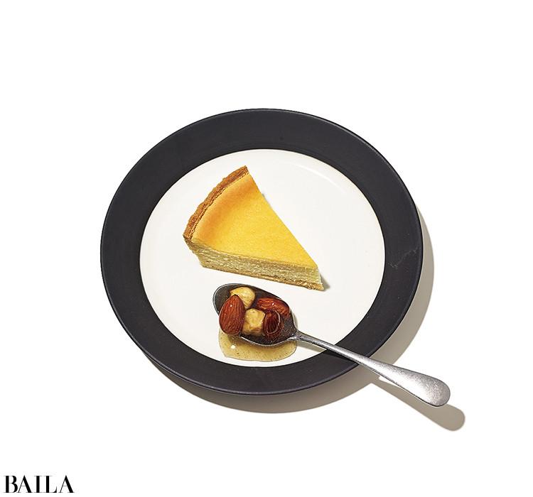 とろっ&ザクザク☆極上ケーキに格上げ