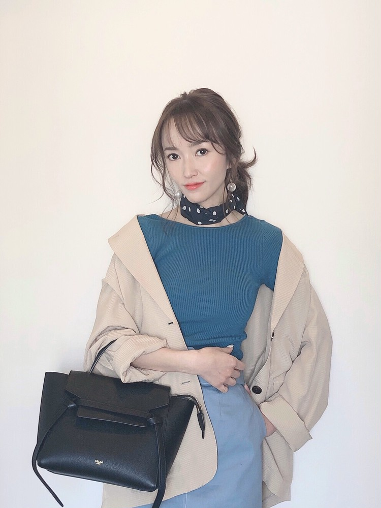 【BAILA 5月】ベージュ、黒、きれい色♡_9