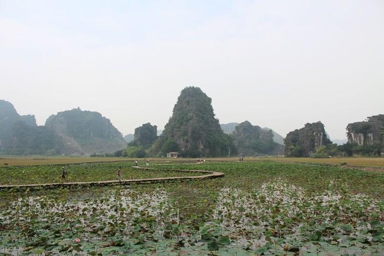 色彩豊かなベトナム旅②【絵画のようなニンビンの絶景】_1