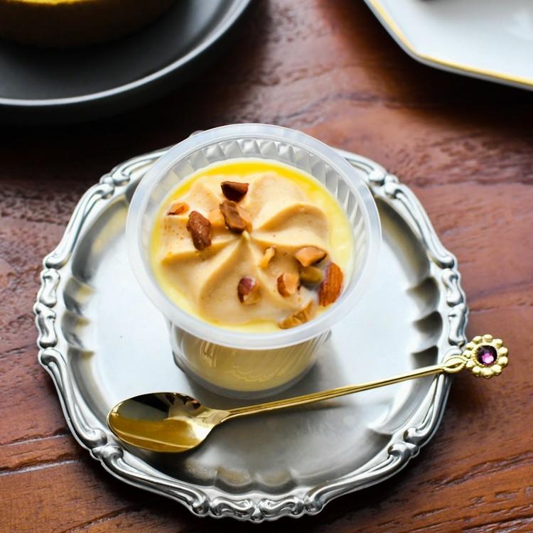 【シャトレーゼ】糖質82%カットのプリン キャラメルナッツクリーム