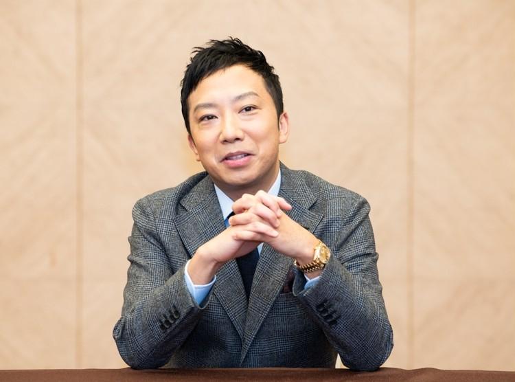 市川猿之助さんの11月吉例顔見世大歌舞伎の記者会見
