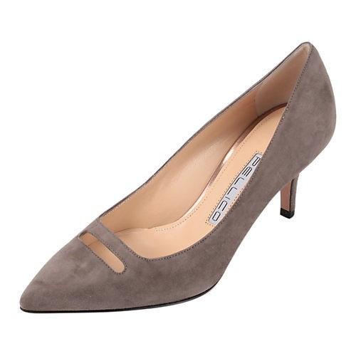 細身パンツ×ヒール靴の美脚コンビは、腰高バランスで秋バランスに_8