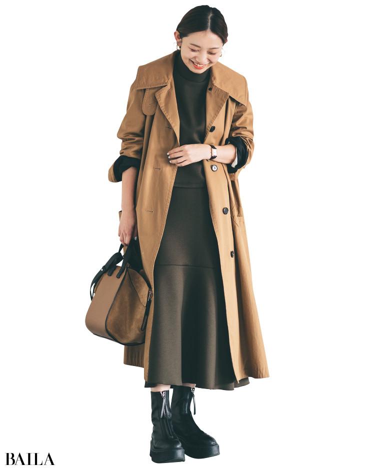 【30代スタイリストが私服でアンサーまとめ】リアルだから役に立つ。その冬服はもっと素敵に着られる!_15