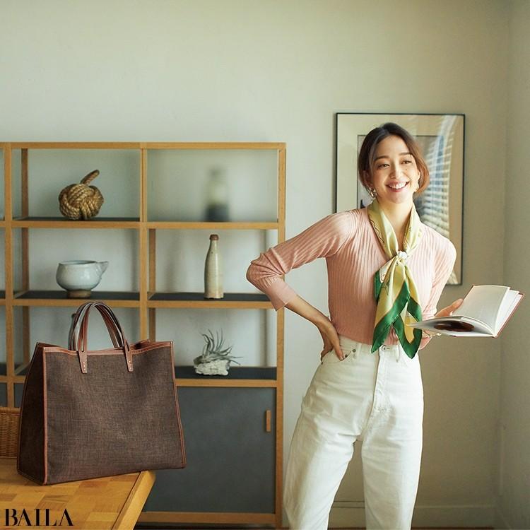 カーディガン¥12000/フレイ アイディー ルミネ新宿 2