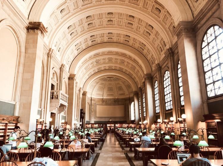 [旅ブログ]美味しいシーフードと歴史溢れる街〜Boston〜_2