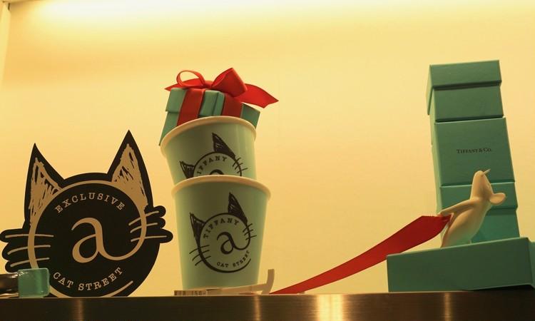 クリスマス仕様にドレスアップ中☆【ティファニー(Tiffany & Co.)】@キャットストリートでクリスマスギフト探し_8