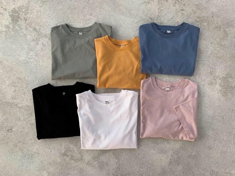 数ある【ユニクロTシャツ】の中で、エディターが6色買い占めた今季買うべき一枚はコレ!_1