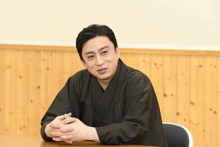 四月大歌舞伎の勧進帳に出演する松本幸四郎さん