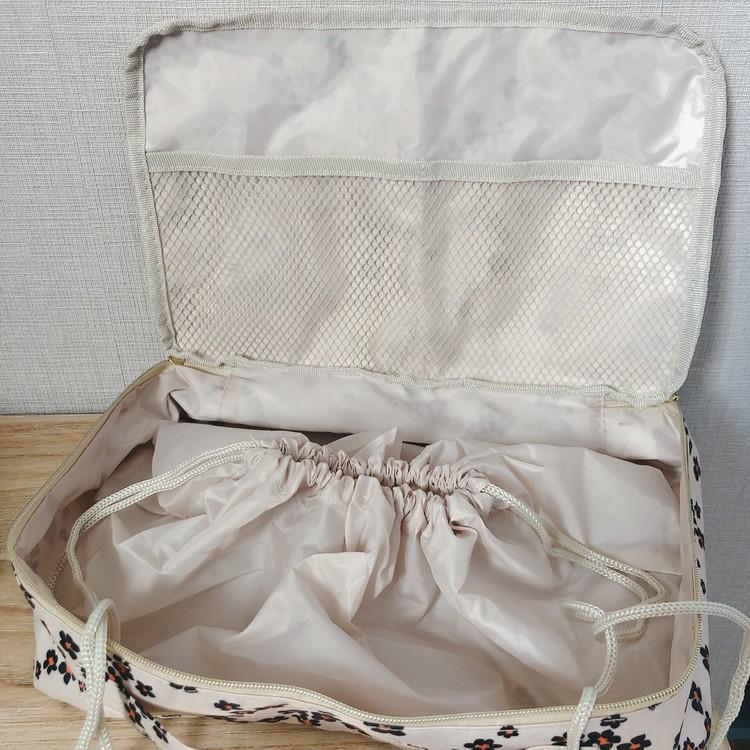 【BAILA 5月号付録】IENAのガーメントバッグが使い勝手バツグン♡_3