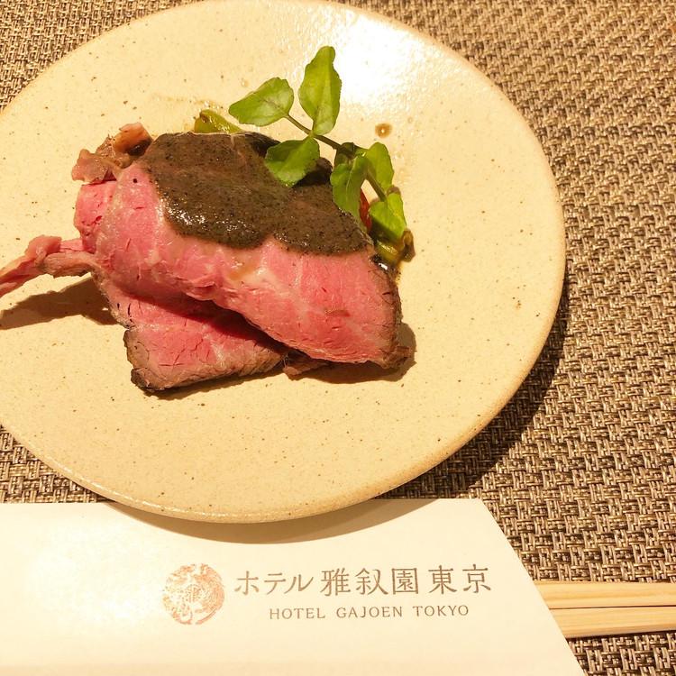 お土産付き♡ホテル雅叙園東京でランチビュッフェ♡_2