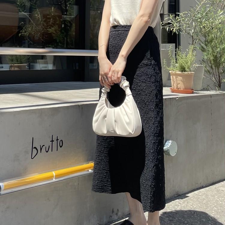 【GU】買って大正解♡お手入れ簡単!優秀スカート_3