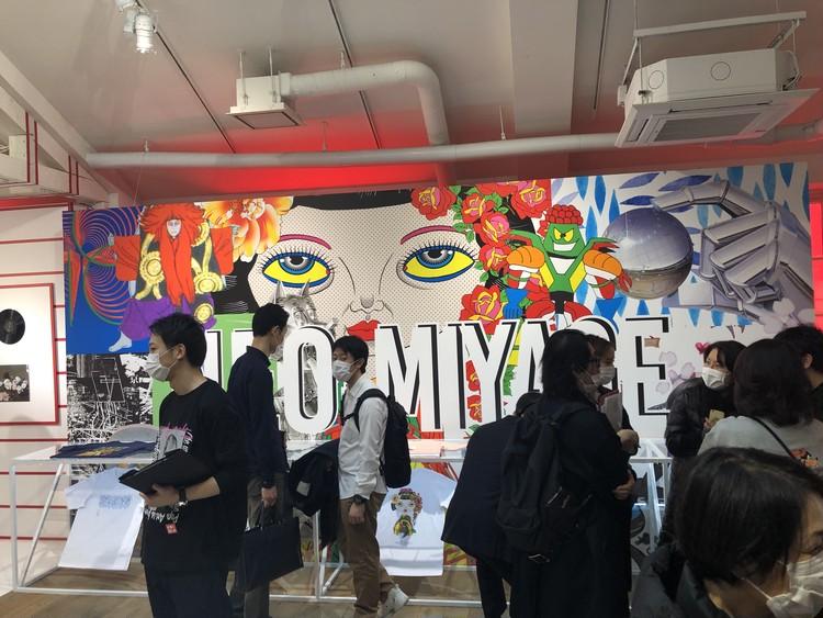 【ユニクロ】コラボ満載‼︎「UT」展示会に行ってきました♪_14