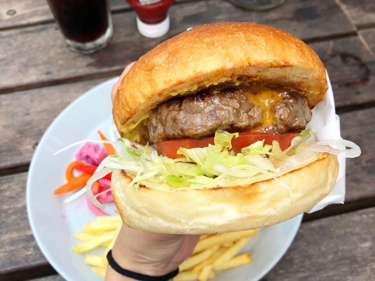 【私のパン活☆軽井沢編】ハンバーガーを食べるならココ!!_3