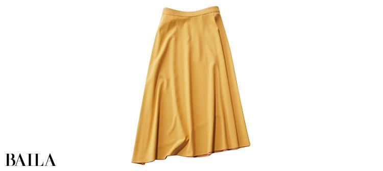 〈リバーシブル2wayスカート〉でおしゃれを倍楽しむ!_5