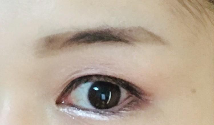 不器用な私でも自分史上最高の眉が簡単に作れました!天才眉ブラシ_6