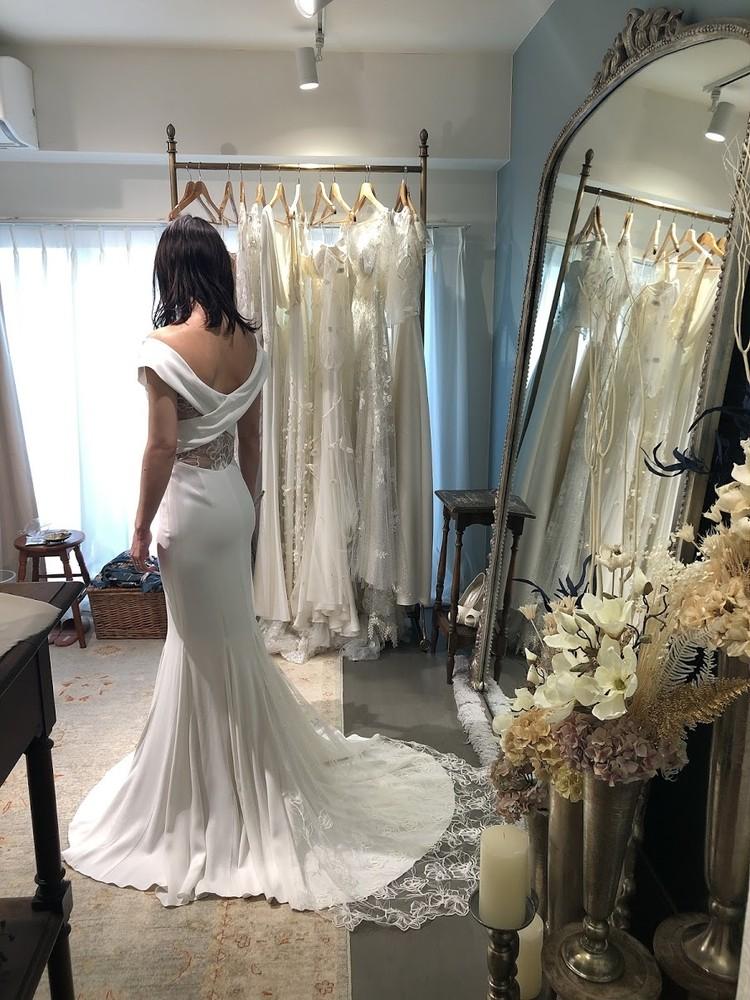 【Wedding】ドレス試着すべて見せます♡/前半_4_2