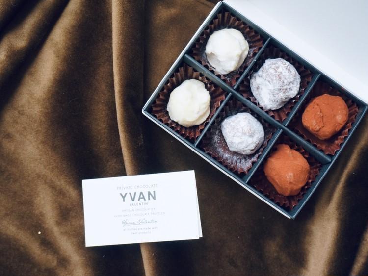 YVAN トリュフチョコレート