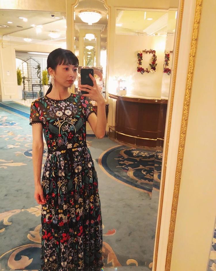 弟の結婚式にドレスをレンタルしました !_3