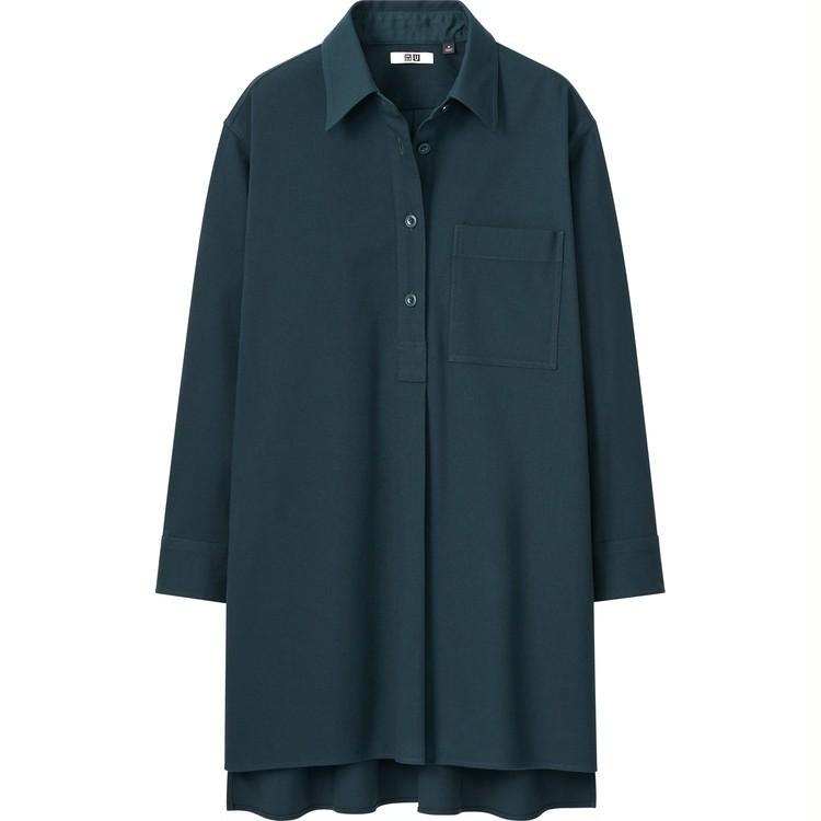フランネルロングシャツ(長袖)¥3,990