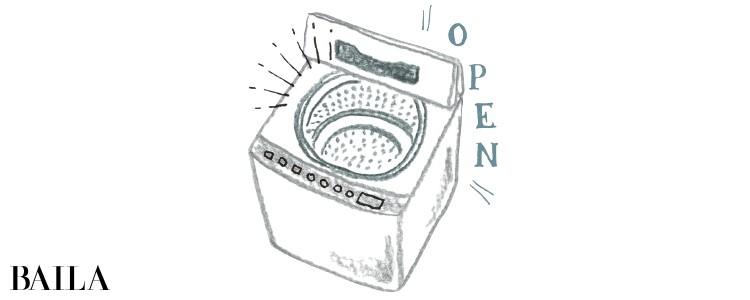 洗濯機イラスト