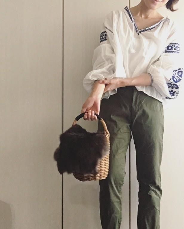 ベーシック最強★ 読者モデルズ【ユニクロ】真夏の活用術8_2_7