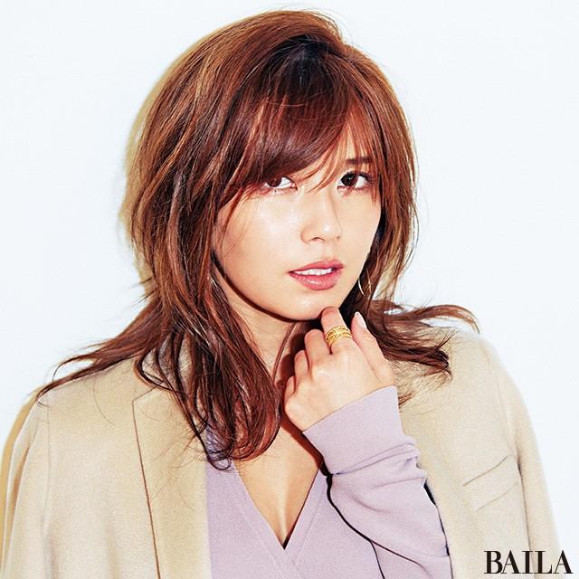 【BAILA初登場!!!】宇野実彩子 from AAAが魅せる大人の魅力_1