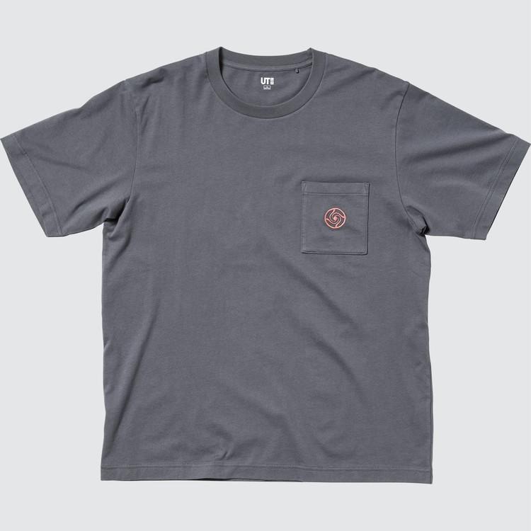 呪術高専のTシャツ表面