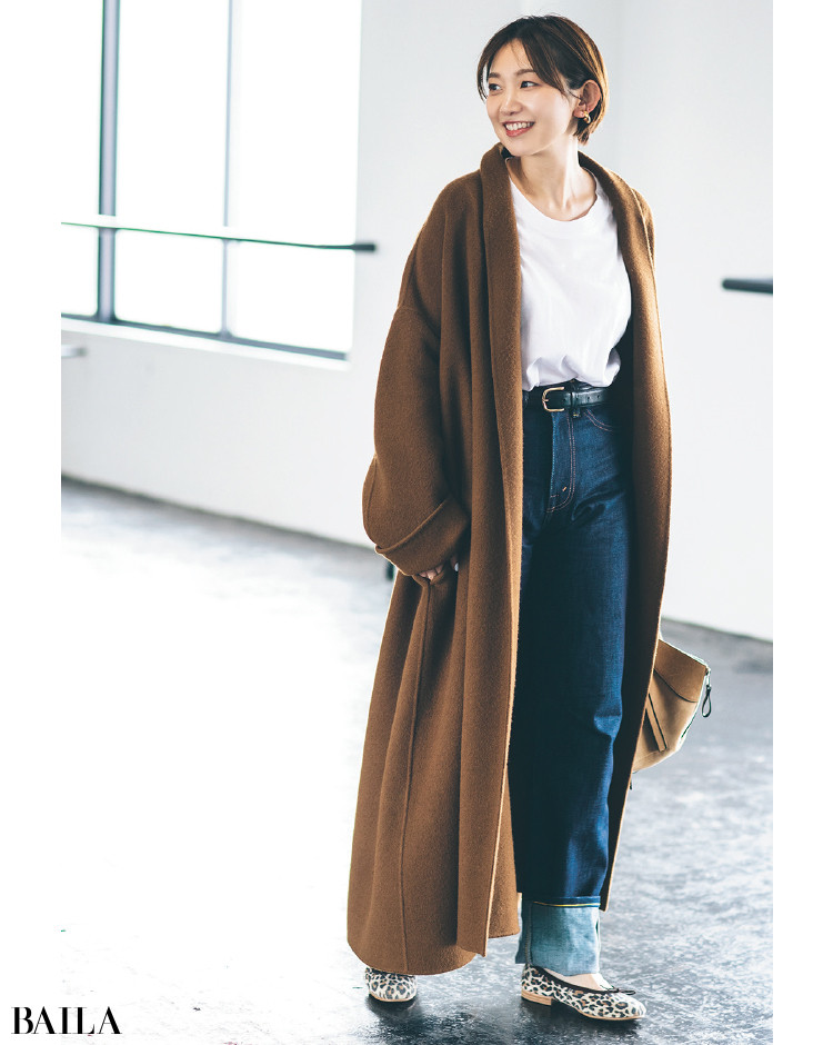 【30代スタイリストが私服でアンサーまとめ】リアルだから役に立つ。その冬服はもっと素敵に着られる!_4