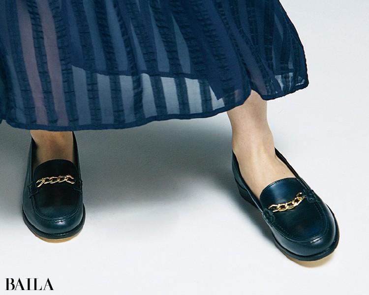 セミクチュールの靴
