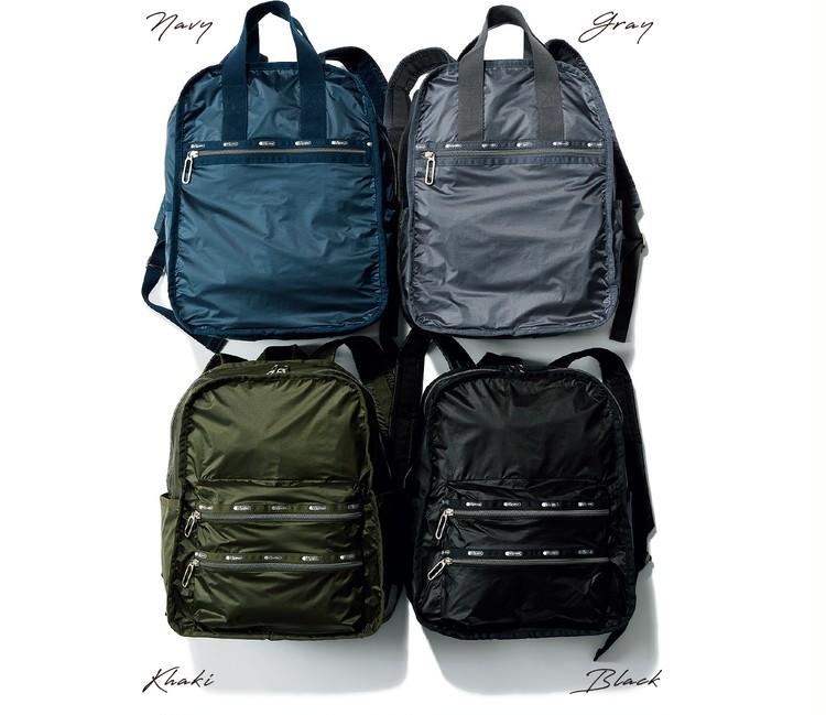 カジュアル化する通勤スタイルにも、休日のお出かけにも【毎日愛せるレスポートサックの機能派バッグ】_4