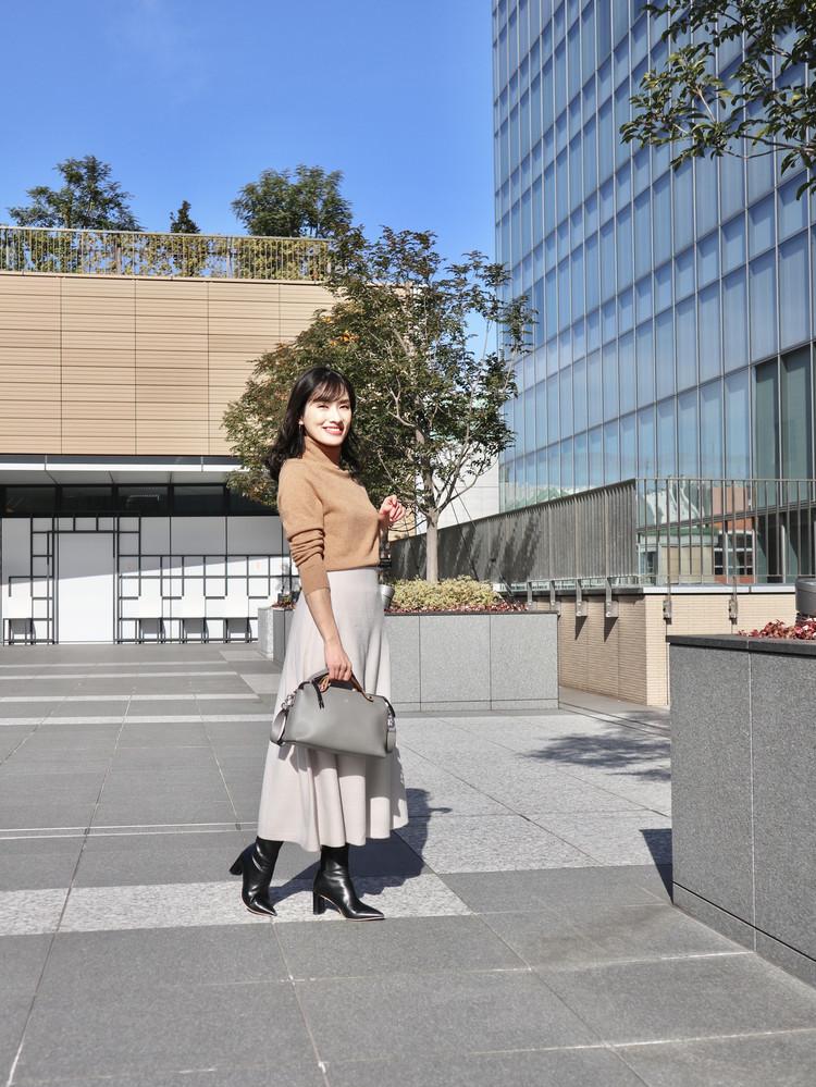 【UNIQLO】セールでお得に!3990円カシミヤセーター_2