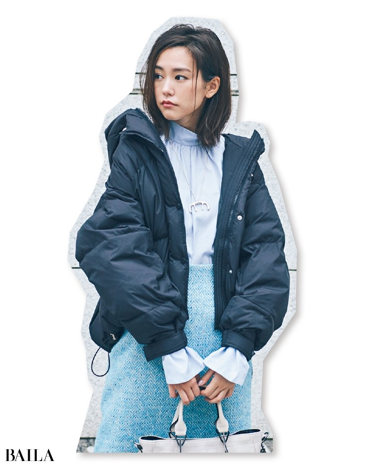 ダウン「ショートダウン」¥30000/フレイ アイディー ルミネ新宿2店(フレイ アイディー)