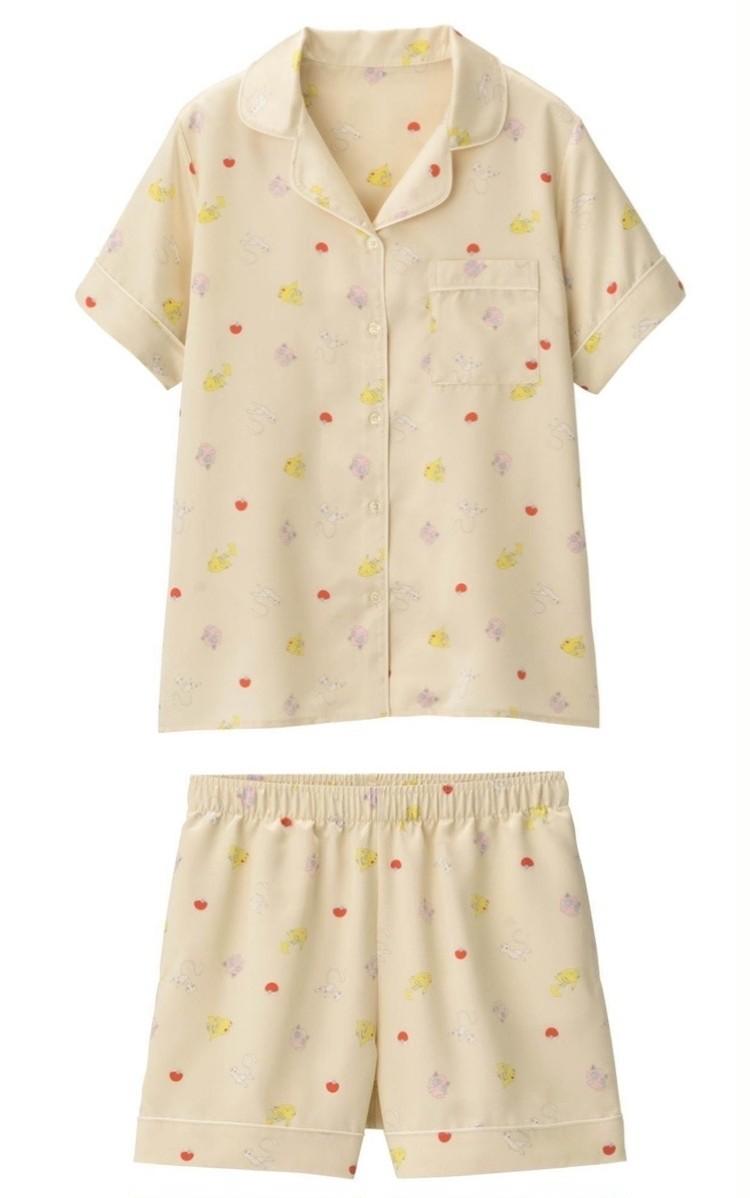 【写真】GU×ポケモンのパジャマ・Tシャツでお家時間を楽しく_8