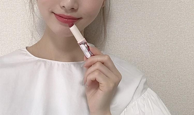 ¥580「保湿」「ツヤ」「UV」「発色」一本で叶えるプチプラリップ4色レビュー_6
